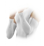 SKINS A400 Mens Sleeves - White
