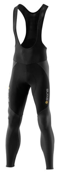 SKINS C400 Mens Thermal bib Long Tights
