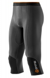 SKINS S400 Mens Thermal 3/4 Tights - Black