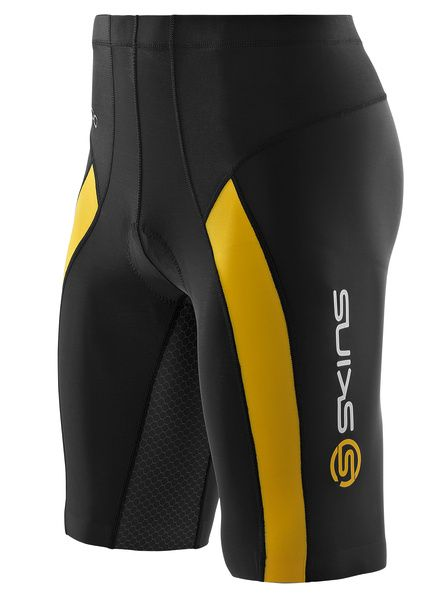 SKINS TRI400 Mens Shorts B/Y