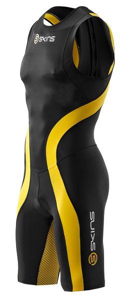 SKINS TRI400 Mens Suit - Back Zip