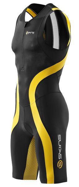 SKINS TRI400 Mens Suit - Front Zip