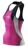 SKINS TRI400 Womens Racer Back Top
