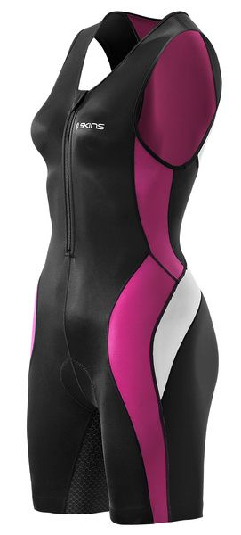 SKINS TRI400 Womens Suit - Front Zip