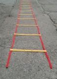 Agility žebřík 6m, BEAR FOOT