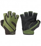 Fitness rukavice PRO Green 143, Harbinger, XXL