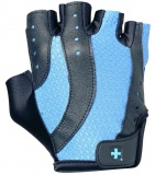 Fitness rukavice, Womens Pro 149, modré, Harbinger, L