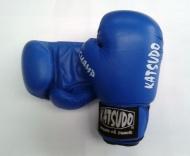 Katsudo Boxerské rukavice Champ, modré, 16 oz