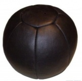 Katsudo Kožený medicineball, 6 kg
