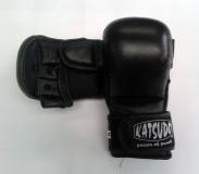 Katsudo MMA tréninkové rukavice, černé, XL