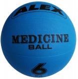 Medicinebal 6 Kg, Alex