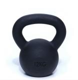 Kettlebell, 12 kg, matný