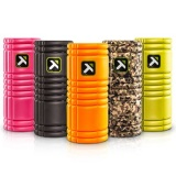 TRIGGER POINT THE GRID FOAM ROLLER 33CM, Růžový