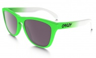 OAKLEY Frogskins - Green Fade W/Prizm Daily Polarized
