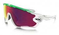 OAKLEY Jawbreaker - Green Fade W/Prizm Road
