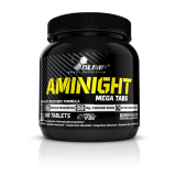 OLIMP, AMINIGHT PRO-NIGHT RECOVERY FORMULA, 300 MEGA TABS