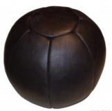 Kožený medicineball, 5 kg, Katsudo