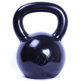 Kettlebell Spartan 28 kg, 28 kg FIT-PRO CZECH