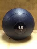 Slam ball, 15 kg, SS