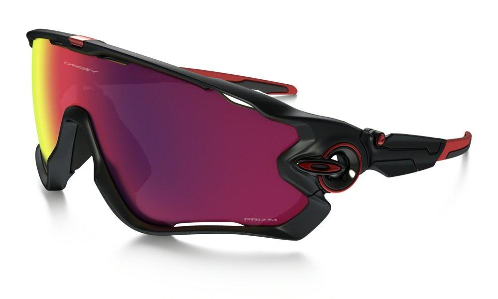 Brýle OAKLEY Jawbreaker - Matte Black W/Prizm Road