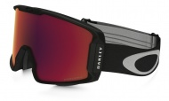 OAKLEY LineMiner Matte Black W/Inferno Prizm Torch