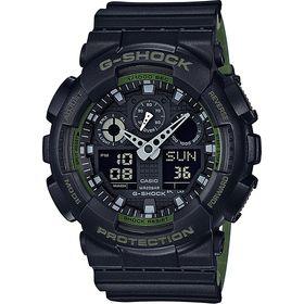 Hodinky CASIO G-Shock GA 100L-1A