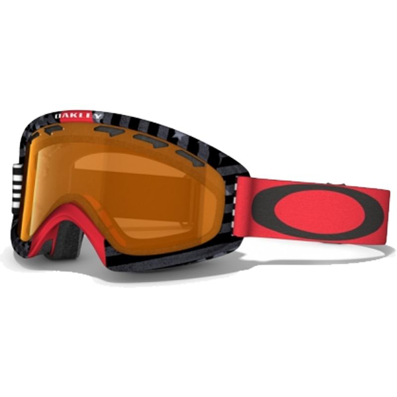 Lyžařské brýle OAKLEY 02 XS SW Signature w/Persimmon