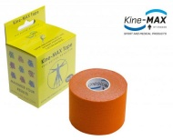 KineMAX SuperPro Cotton Tape - oranžový, 5cmx5m