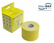 KineMAX SuperPro Cotton Tape - žlutý, 5cmx5m
