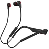 SKULLCANDY Smokin Buds 2 wireless, Black/Red