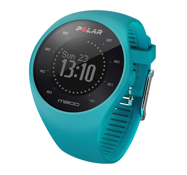 Sporttester POLAR M200 GPS - Blue