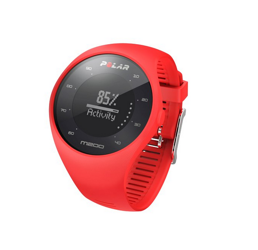 1d3abd6bf1e Sporttester POLAR M200 GPS - Red