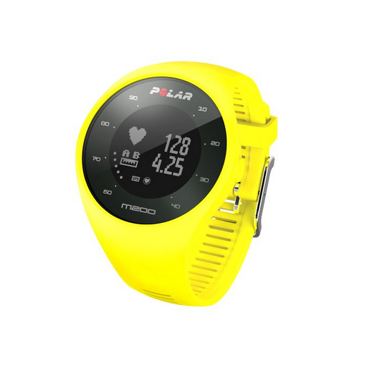 Sporttester POLAR M200 GPS - Yellow