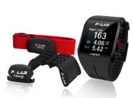 POLAR V800 GPS Cycling pack Special edition HR, Black