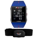 Sporttester POLAR V800 GPS Power Pack, Blue