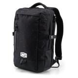 100% Transit Backpack, Černý
