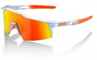 100% SpeedCraft SL - Arc Light/Mirror Multilayer Orange