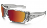 OAKLEY Fuel Cell - Polished Clear W/Torch Iridium