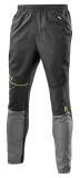 SKINS PLUS Propel Mens Tapered Jogger - Black/Pewter