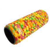 Kine-MAX masážní válec Professional Masage Foam Roller, Candy