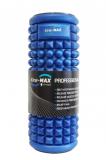 Masážní válec KineMAX Professional Masage Foam Roller, Modrý