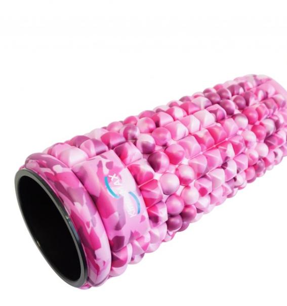 Masážní válec KineMAX Professional Masage Foam Roller, Love