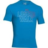 Pánské tričko Under Armour Losers Walk modré, XL