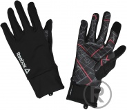 Reebok One Series Running Gloves, L