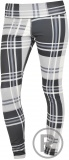 Reebok Yoga Plaid Legging, M