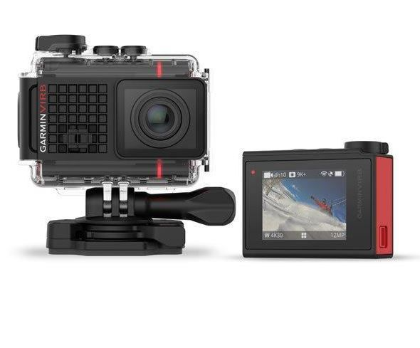 Sportovní kamera GARMIN VIRB Ultra 30 - Black