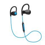 NICEBOY Hive Sport bluetooth sluchátka, černomodrá