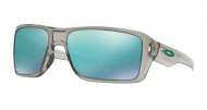 OAKLEY Double Edge - Grey Ink W/Jade Iridium