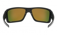 Brýle OAKLEY Double Edge - Matte Black W/Prizm Ruby Polarized