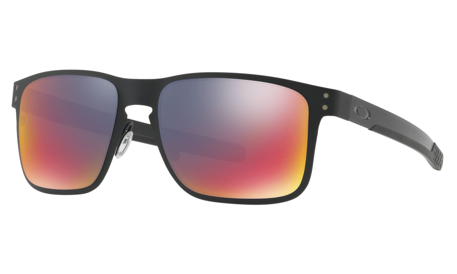 Brýle OAKLEY Holbrook - Metal Matte Black/Positive Red Iridium